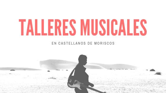 talleres musicales castellanos de moriscos