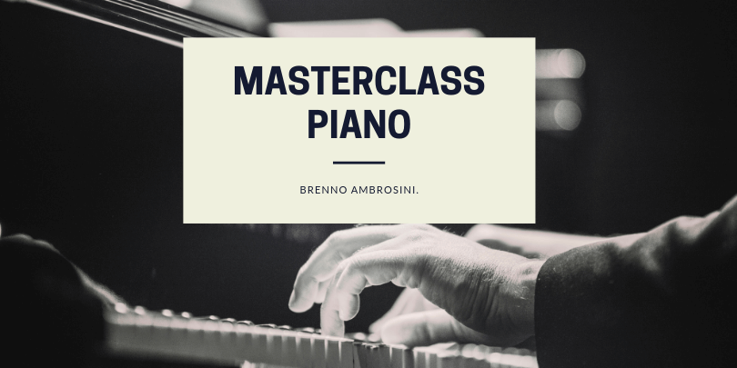 Masterclass piano
