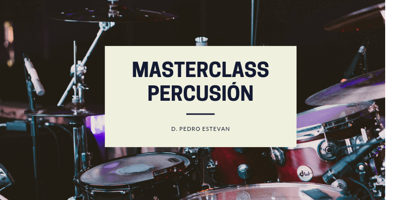 masterclass percusion