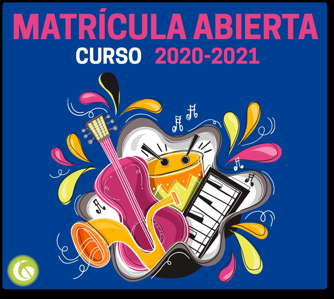 matricula 2020 2021